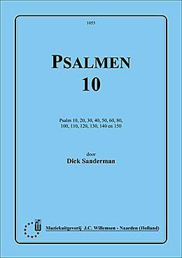 Psalmen 10 is gereed: psalmenserie bij Willemsen voltooid