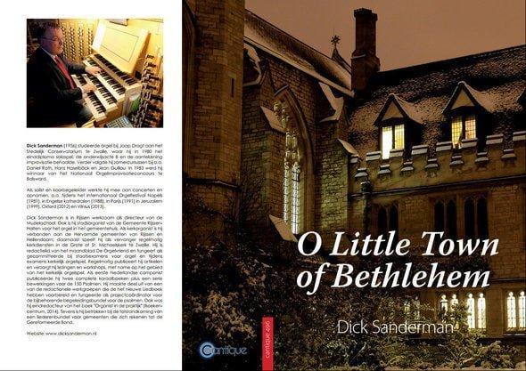 NIEUW: O Little Town of Bethlehem