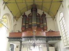 tv-opname concert in Engelse stijl Dordrecht