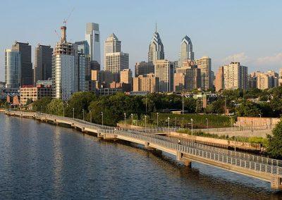 Processional klinkt bij pausbezoek Philadelphia