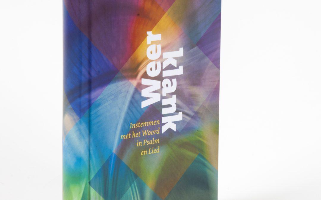 Voorspelenboek bij Weerklank is verschenen
