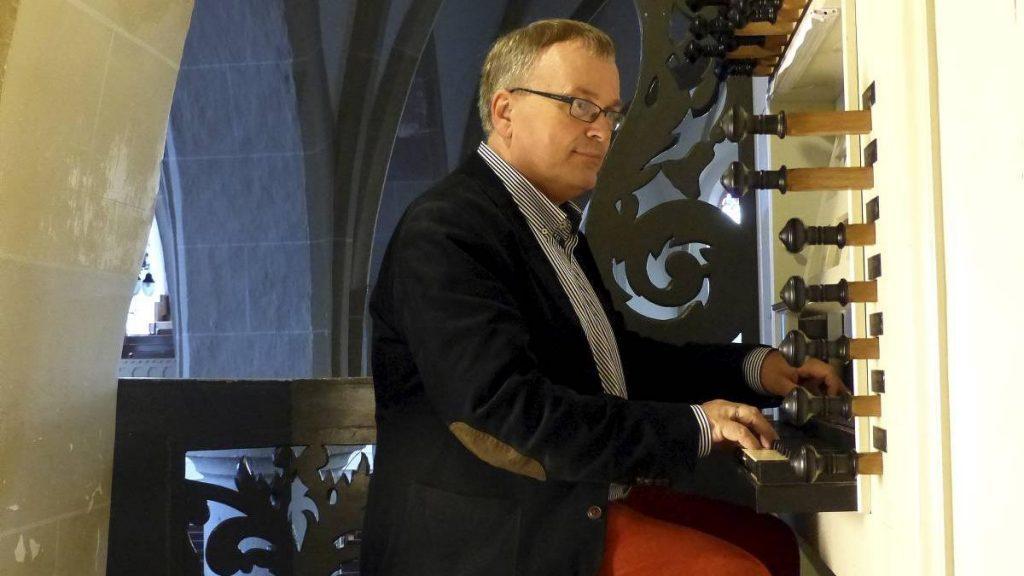 afbeelding 40-jaar-kerkorganist