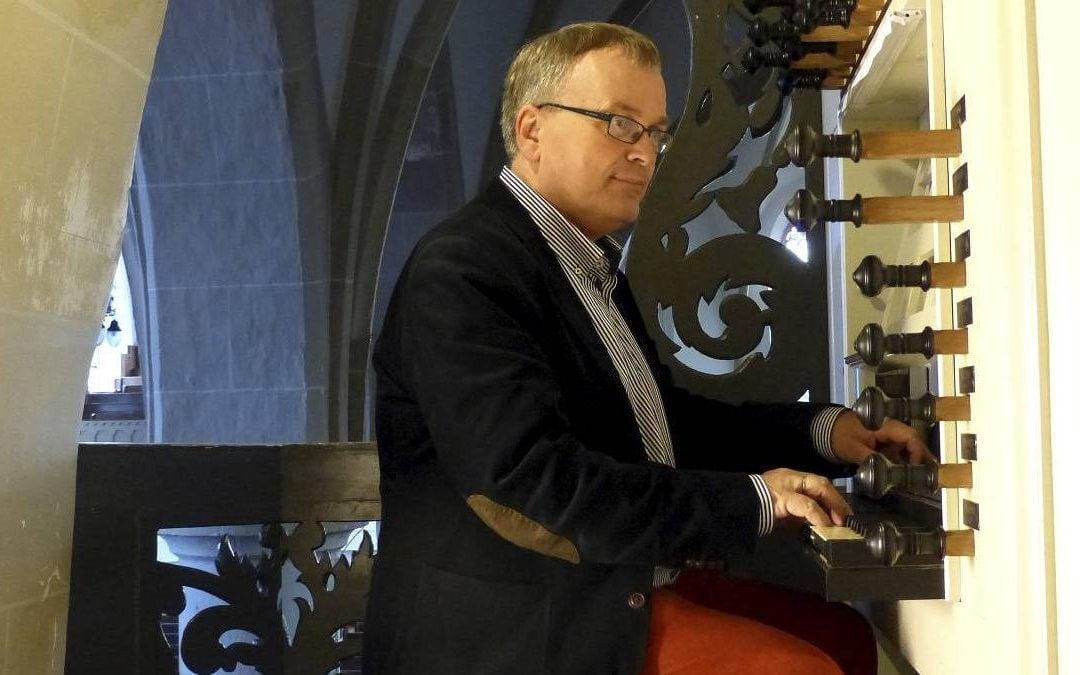 Rd-interview 40 jaar kerkorganist