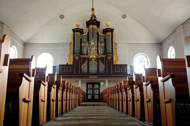 Scheuer-orgel Den Ham (Noordmans-concert)