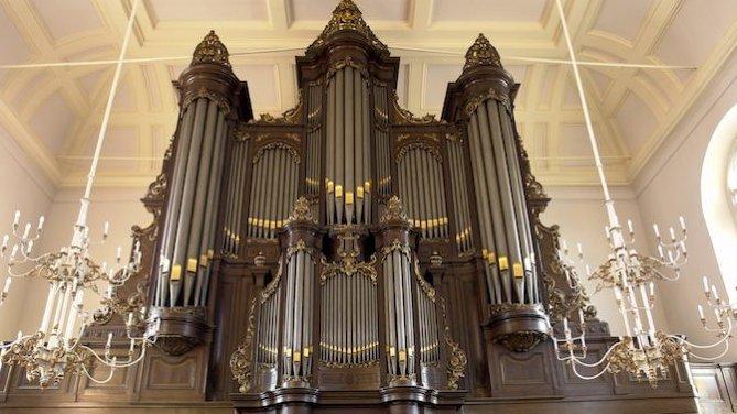 Bach-concert op de sterfdag van Bach