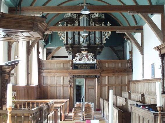 Ingebruikneming Adema-koororgel (Noordmans-orgel)