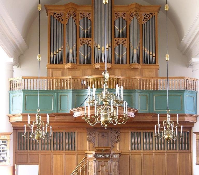 Orgelconcert in het teken van Hervormingsdag