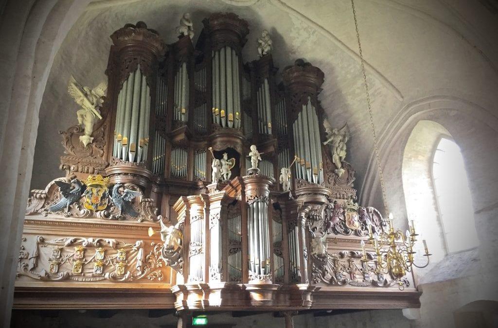 Petruskerk Leens (concert op 3 orgels)