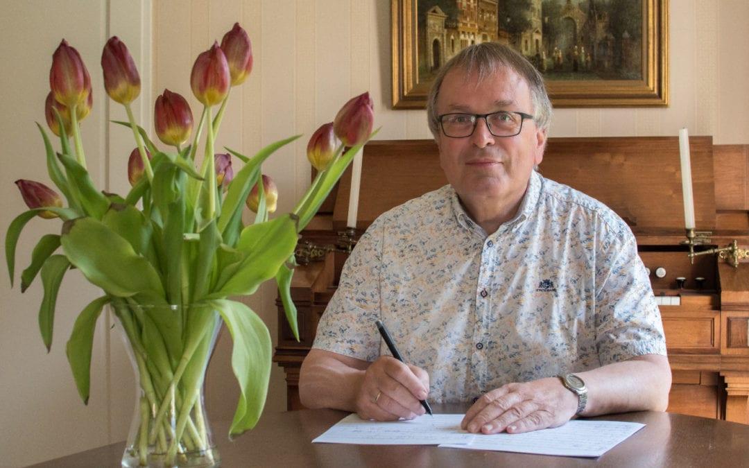 Interview Orgelnieuws: Organist in coronatijd