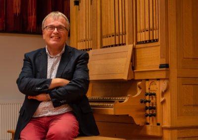 45 jaar in dienst van Muziekschool Rijssen